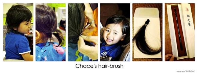 ChaceHairBrush